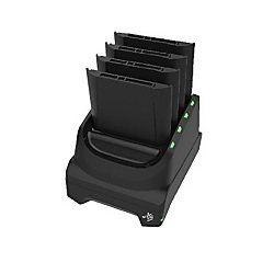 Zebra SAC-TC51-4SCHG-01 Indoor battery charger Zwart