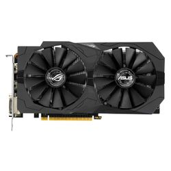 ASUS STRIX-GTX1050TI-4G-GAMING NVIDIA GeForce GTX 1050 Ti 4 GB GDDR5