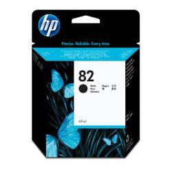 HP 82 zwarte DesignJet inktcartridge, 69 ml