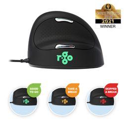 R-Go Tools HE Mouse Break, Ergonomische muis, Pauzesoftware