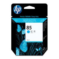 HP 85 cyaan DesignJet inktcartridge, 28 ml