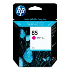 HP 85 magenta DesignJet inktcartridge, 28 ml